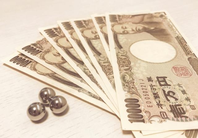 お金とパチンコの玉
