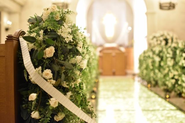 結婚式場教会